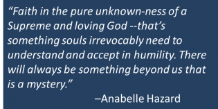 New Age and the Need for Soul Food