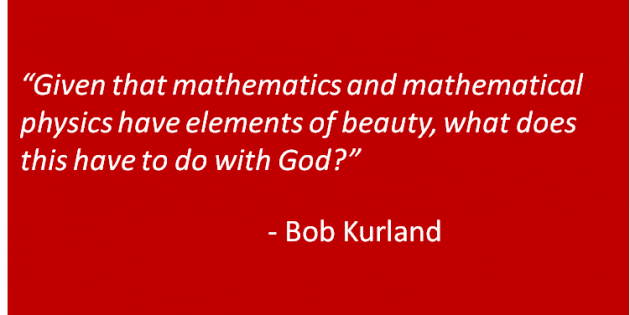 God, Beauty, and Symmetry in Science