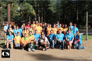Young Pro-Life Leaders Gather at Camp Joshua, Nevada