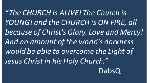DabsQ - Church is Alive