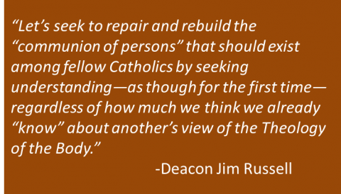 Deacon Jim Russell - Hermeneutics