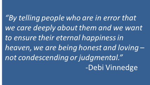 Debi Vinnedge - Judgment