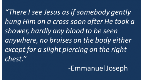 Emmanuel Joseph - Purple Cross
