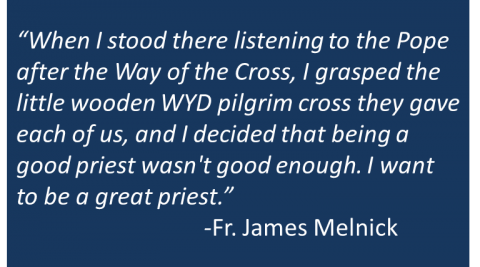 Fr. James Melnick - Priestly Holiness