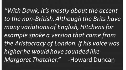 Howard Duncan - Dawkins
