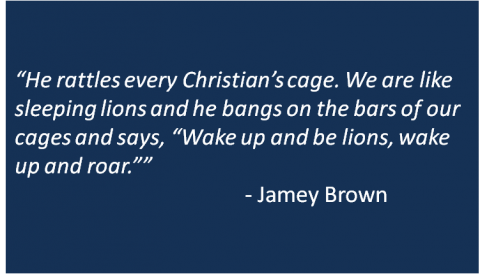 Jamey Brown - Pope Francis