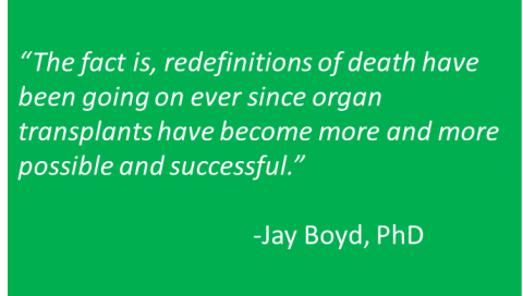 Jay Boyd - Death Definition