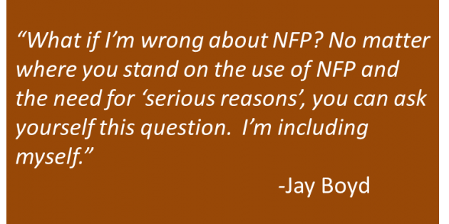 """What If I'm Wrong About NFP?"""