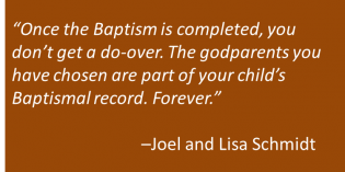 Why Godparents Matter