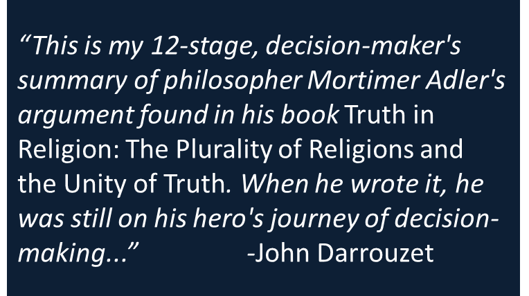 """Truth in Religion: The Plurality of Religions and the Unity of Truth\"""