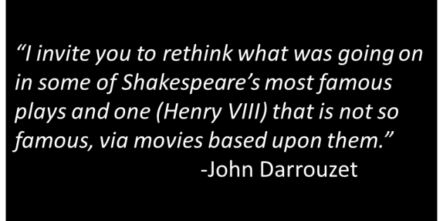 HIDDEN MESSAGES FOR CATHOLICS In Shakespeare Movies