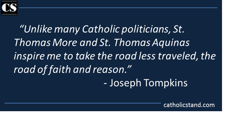 How Do St. Thomas More and St. Thomas Aquinas Inspire You?