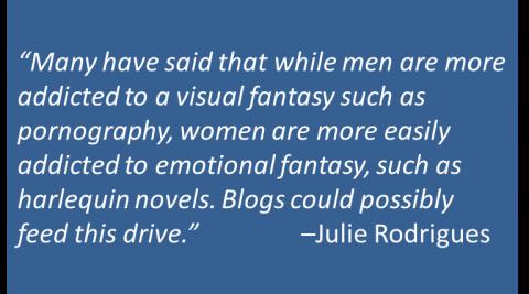 Julie Rodrigues - Internet Vice