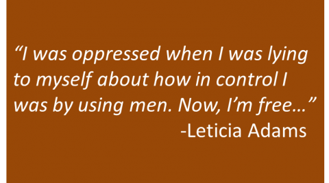 Leticia Adams - Power Struggle