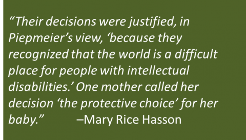 Mary Rice Hasson - Annie