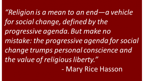 Mary Rice Hasson - Obama and the Nuns