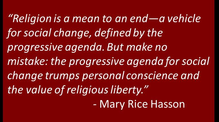 Who Needs Religious Freedom?