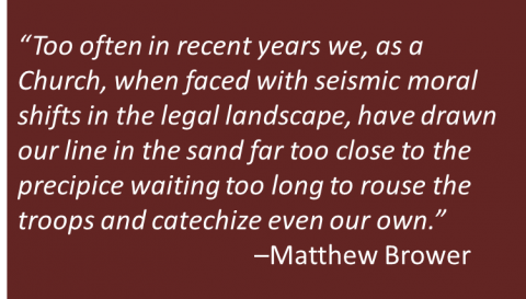 Matthew Brower - Law