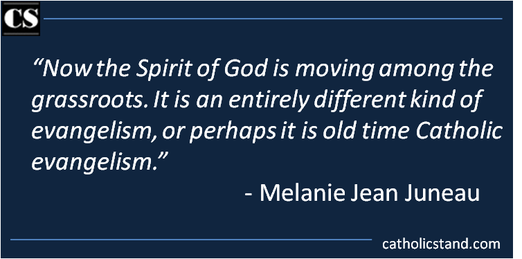 Presence Evangelism