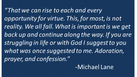 Michael Lane - Confession