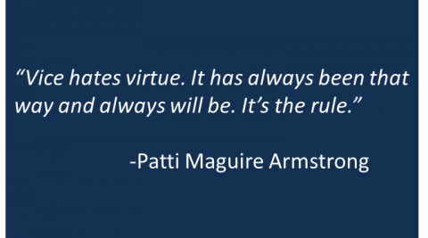 Patti Armstrong - Vice and Virtue