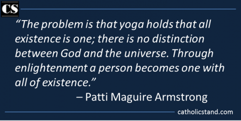 Patti Maguire Armstrong - Yoga