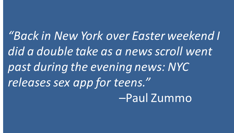 Teen Sex: There\'s An App For That