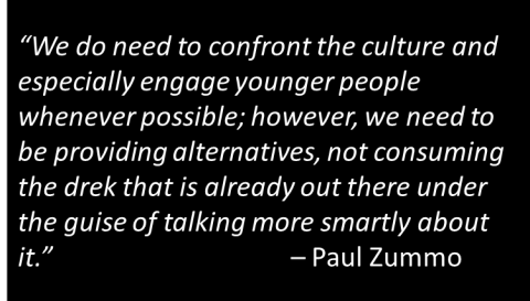 Paul Zummo - Embracing the Culture