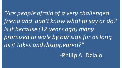 Philip A Dzialo - Indifference