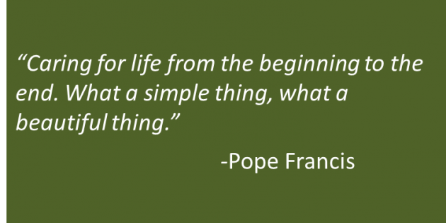 Transcript of Pope Francis' 2005 Pro-Life Homily Shows His Candor