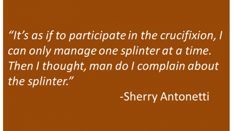 Sherry Antonetti - Fasting