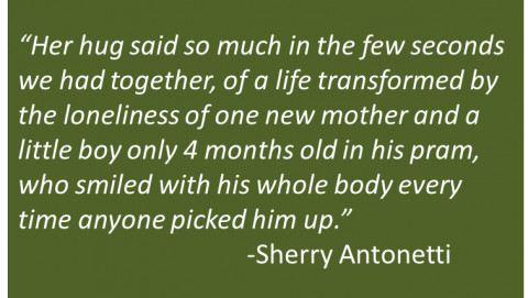 Sherry Antonetti - HS Stories 1