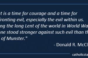 Lenten Courage: Blessed Clemens von Galen, The Lion of Munster